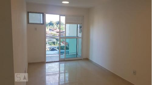 Apartamento À Venda - Taquara, 1 Quarto,  40 - S893050584