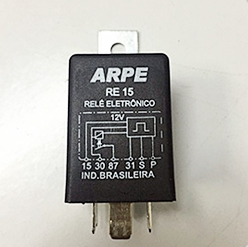 Relé Controlador De Carga Da Bateria 12v 20a Universal
