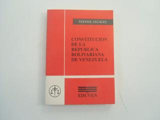 + Constitución Bolivariana De Venezuela. Gaceta 5.453
