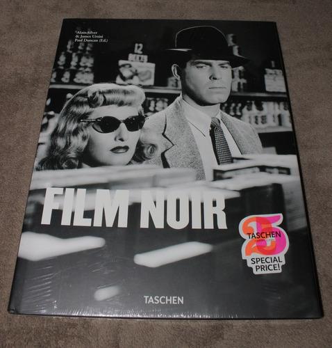 Livro - Film Noir - Taschen - Novo - Lacrado