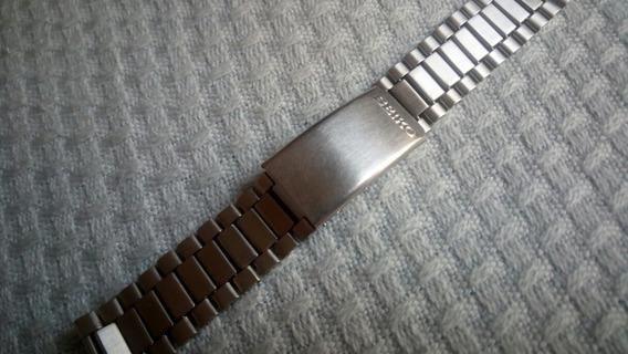 Pulseira P/ Relógio Seiko Masculino Em Aço Inox