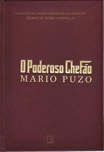 Poderoso Chefão, O (nova Edição / Capa Puzo, Mario