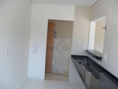 Imagem 1 de 14 de Apartamento Residencial À Venda, Bela Vista, Monte Mor - Ap0126. - Ap0126