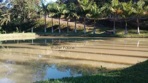 Imagem 1 de 16 de Fazenda A Venda No Bairro Centro Em Juquiá - Sp.  - Wjj399-1