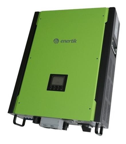 Inversor Híbrido Trifasico 10kw - Solar Baterías Inyección