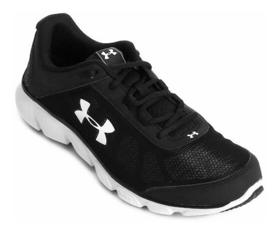 Tenis Under Armour Mujer Talla 25 Mx W Micro G Assert 7
