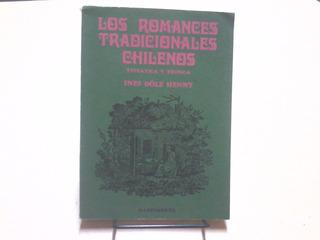 Los Romances Tradicionales Chilenos