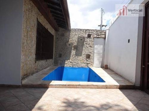 Imagem 1 de 16 de Casa Com 2 Dormitórios À Venda, 270 M² Por R$ 800.000,00 - Vila Euthalia - São Paulo/sp - Ca0253