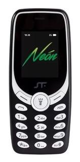 Celular Stf Mobile Neón 2g Negro