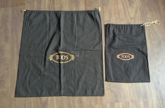 Kit Com 2 Dust Bags Tod