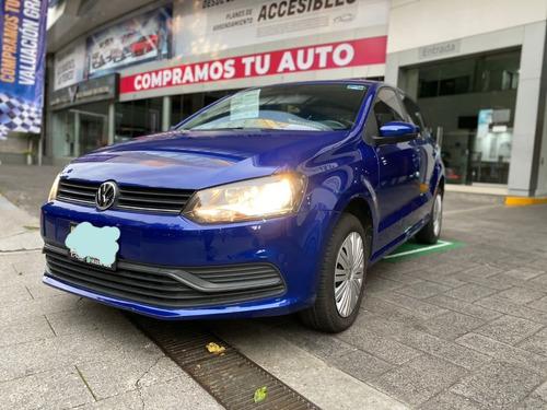 Imagen 1 de 15 de Volkswagen Polo Starline 1.6 2020 (5428)