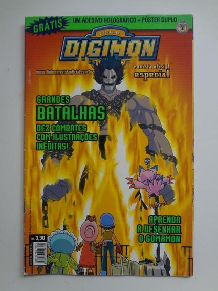 Revista Digimon Especial