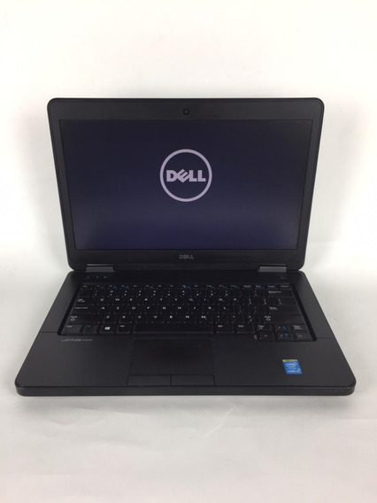 Notebook Dell Latitude 5440 8gb 320hd C/ Leitor Biométrico