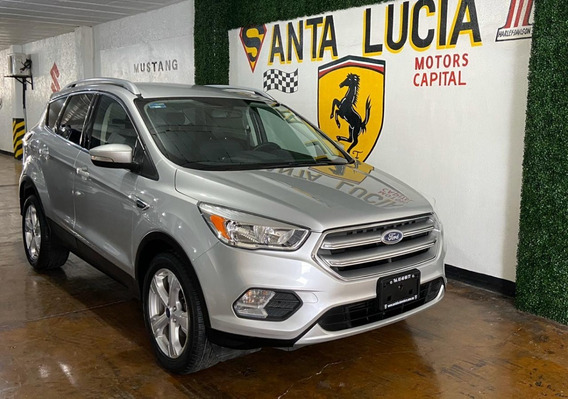 Ford Escape Se Advance 2017