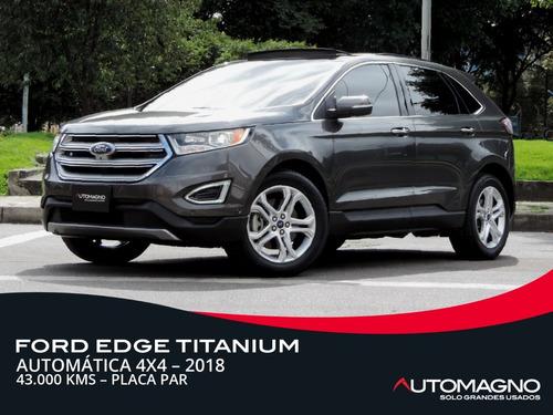Ford Edge Titanium 2.0l Turbo 4x4