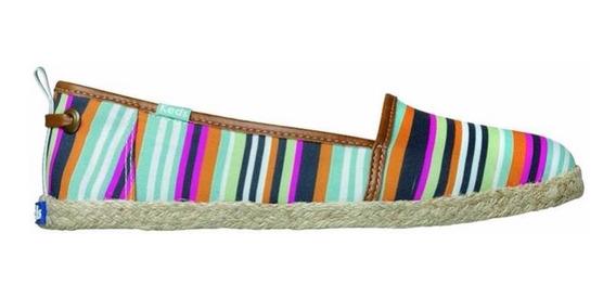 Tênis Keds A-line Stripe - Kd618