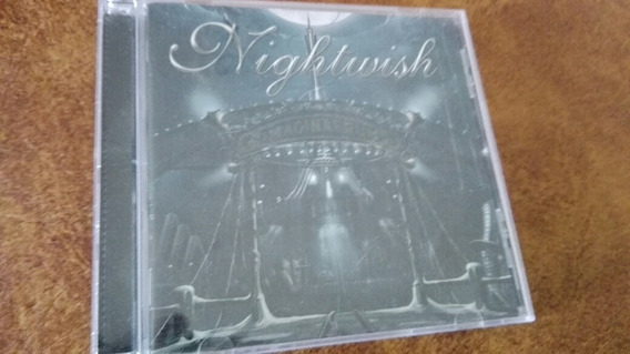 Nightwish Imaginaerum Cd