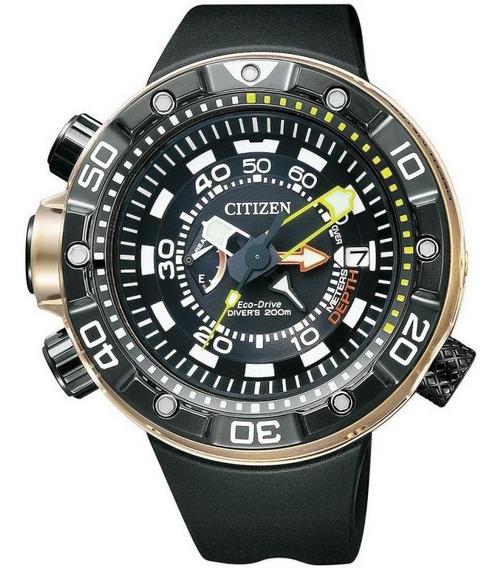 Reloj Citizen Hombre Promaster 200m Buceo Bn202502e