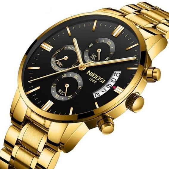 Relógio Nibosi Masculino Modelo 2309