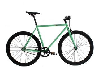 Bicicleta Urbana Cipressa L / Piñon Fijo - Libre / Wisebikes
