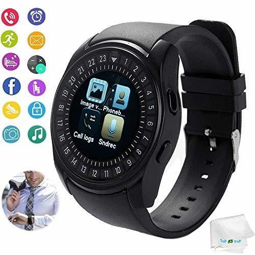 Reloj Inteligente Bluetooth Pulsera Smartwatch Pantalla Tact