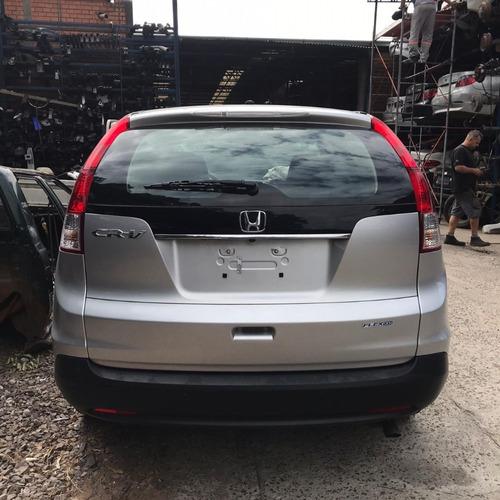 Imagem 1 de 8 de Sucata Honda Crv 2013/2013 Gas/alc 155cvs