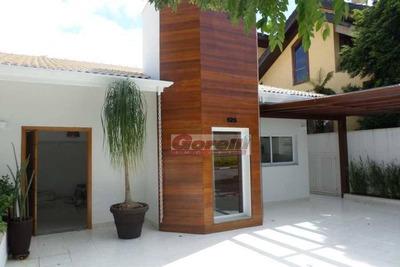 Casa Com 4 Dormitórios À Venda, 350 M² Por R$ 1.200.000 - Condomínio Arujazinho Iv - Arujá/sp - Ca0124
