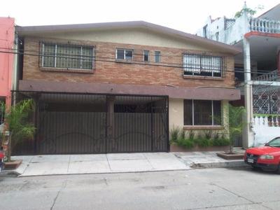 Casa Amueblada En Renta En Tampico, Fracc. Lomas De Rosales