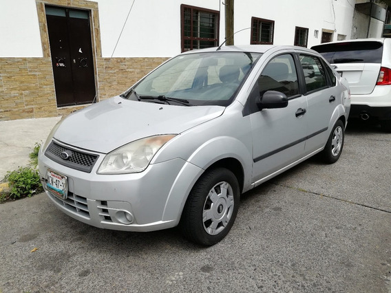 Ford Fiesta 2008 Asegurado Todo Pagado Sin Fallas