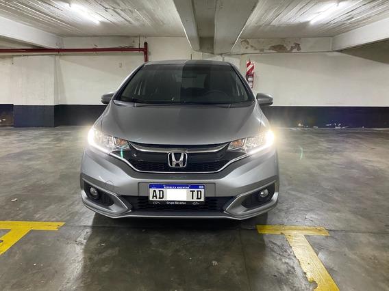 Honda Fit Exl 2019 8500km