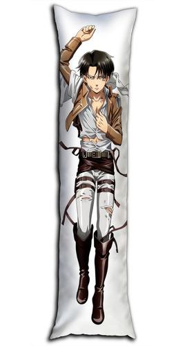 Almohada Dakimakura Anime Waifu Funda Y Relleno 39x145