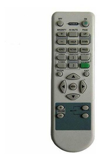 Ck Global Brand Projector Remote Control For Nec Np-m271x