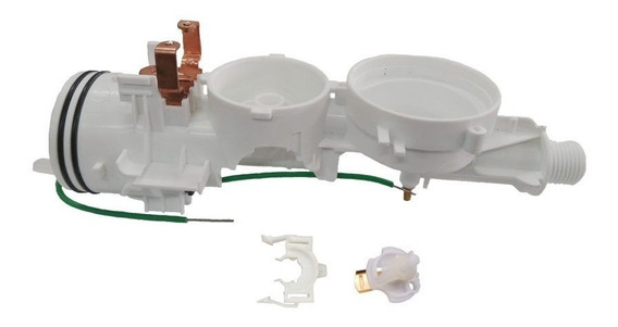 Corpo + Seletor Ducha Advanced Turbo Multitemperat Lorenzett