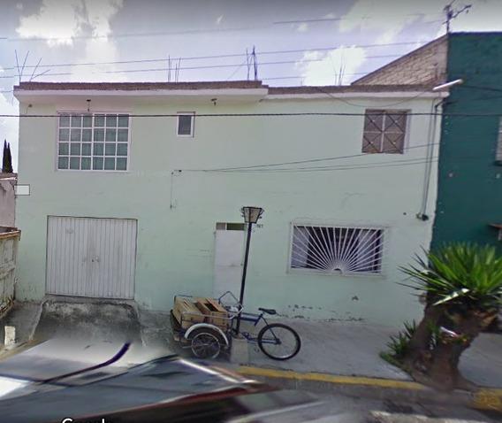 Casa En Venta En Nuevo Atzacoalco Gustavo.am Remate Bancario