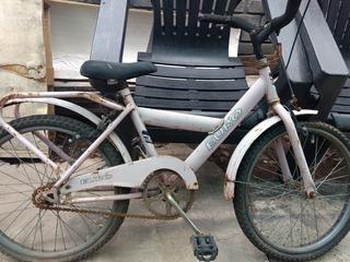 Vendo Bicicleta Rodado 20 De Nena
