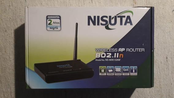 Router Wifi Nisuta Nr-wir150nf