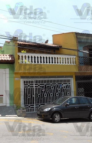 Casa Sobrado Para Venda, 3 Dormitório(s), 229.0m² - 33276