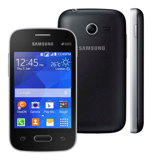 Samsung Galaxy Pocket 2 G110 3g Wifi Android 4.4 Vitrine!nf