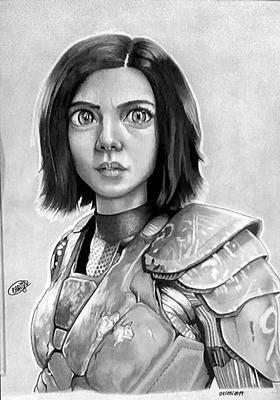 Desenho Realista De Retratos