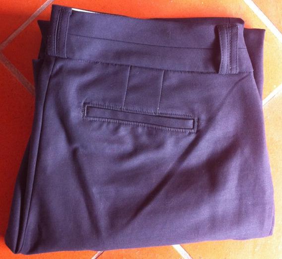 Pantalon De Vestir Para Damas, Color Negro, Talla 30