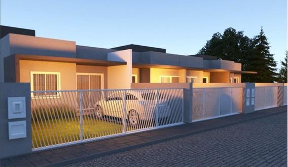 Casa Com 2 Dormitórios E 2 Vagas À Venda, 120 M² De Área Total Por R$ 240.000 - Fortaleza - Blumenau/sc - Ca1104