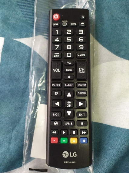 Controle Para Tv Lg 32 Polegadas Modelo 32lj500b Novo