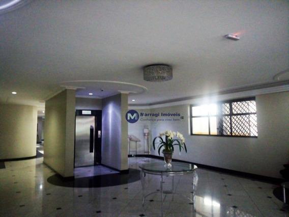 Apartamento Com 3 Dormitórios Para Alugar, 165 M² Por R$ 2.200,00/mês - Centro - Sorocaba/sp - Ap1104
