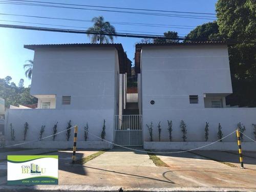 Condominio Diferenciado: Casas Cercadas Por Quintal // 105m² // 195mil P/ Venda - Ca0347