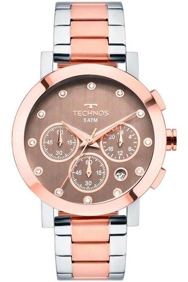 Relógio Feminino Technos Elegance Os2abk/5m