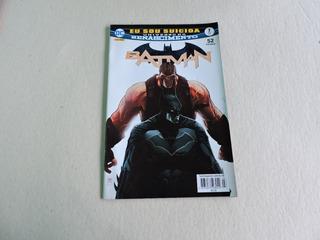 Lote Revistas Em Quadrinhos Hq Universo Dc Renascimento