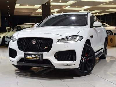 Jaguar F-pace S Awd 3.0 V6 Supercharged 380 Cv