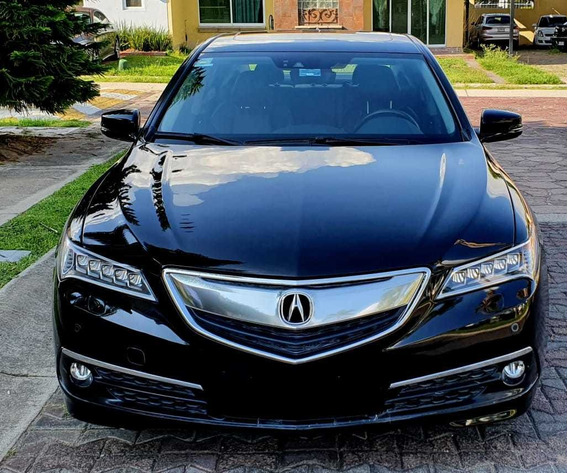 Acura Tlx 2015 3.5 Advance Mt