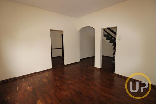 Casa 3 Quartos Aluguel No Colégio Batista-belo Horizonte, Mg - 8695