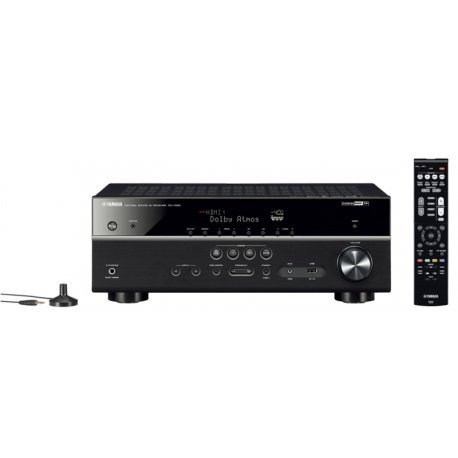 Receiver Yamaha Rx-v780 7.2ch Usb/hdmi/wifi/bluetooth Bivolt